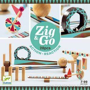 Zig & Go 28 pc