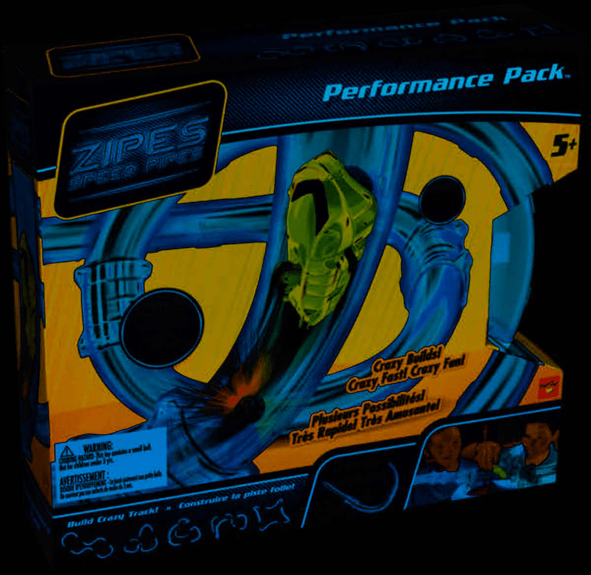 Zipes Performance Pack