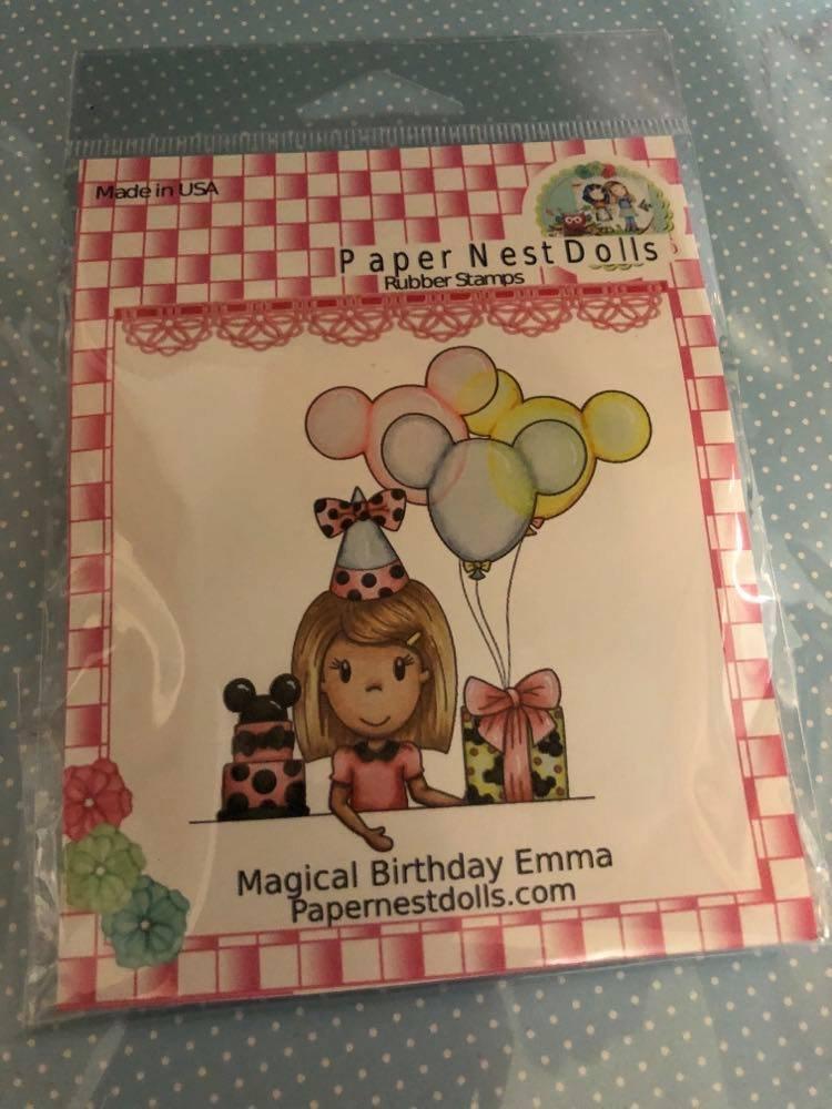 Magical Birthday Emma