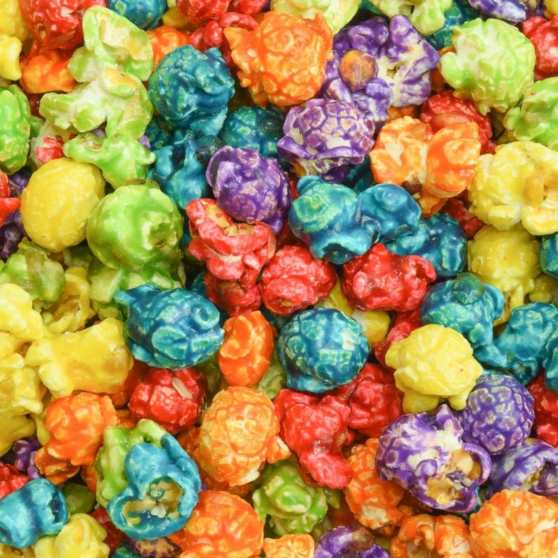 Rainbow Candy Corn