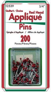 Quilter's Choice Applique Pins