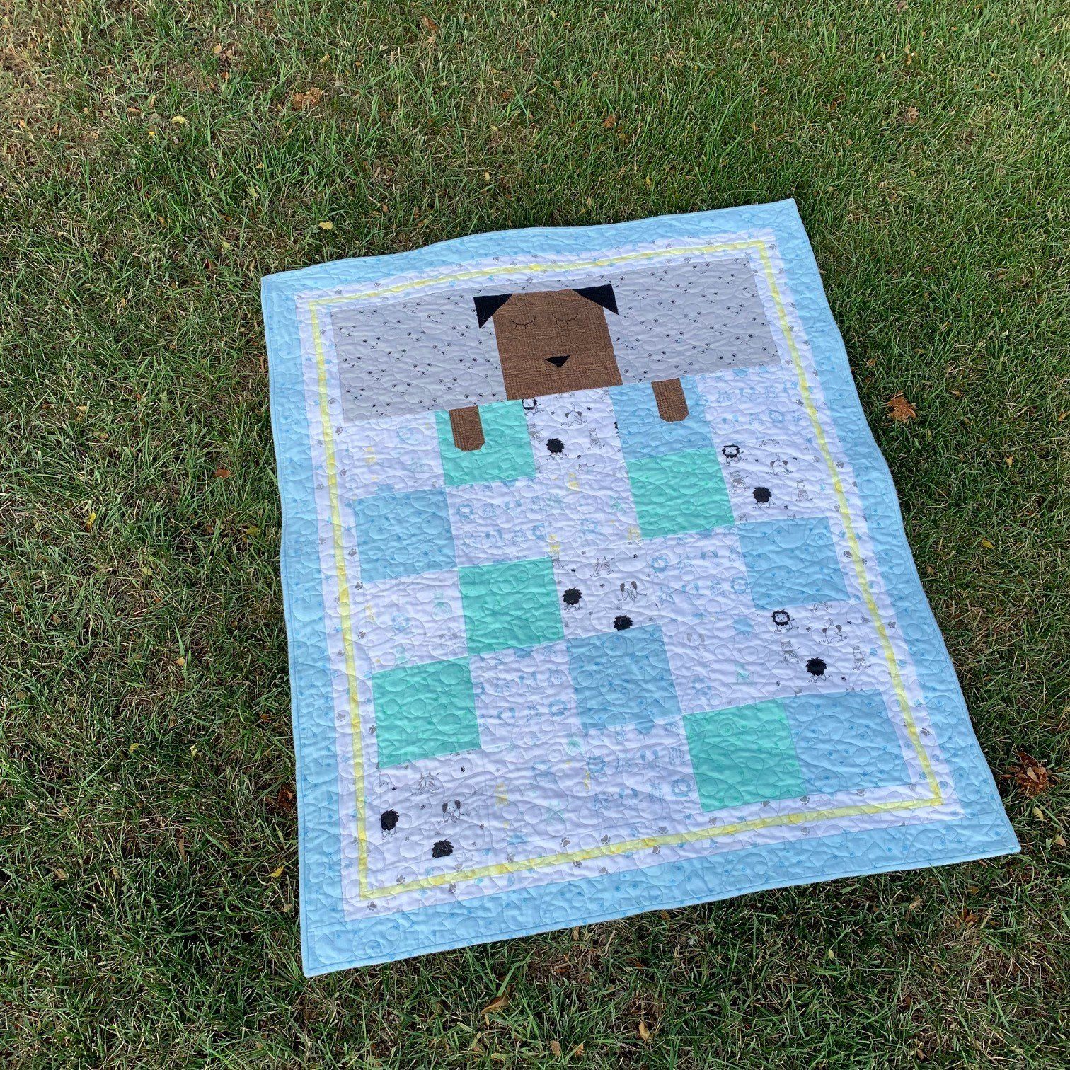 Baby Dreams Quilt Kit