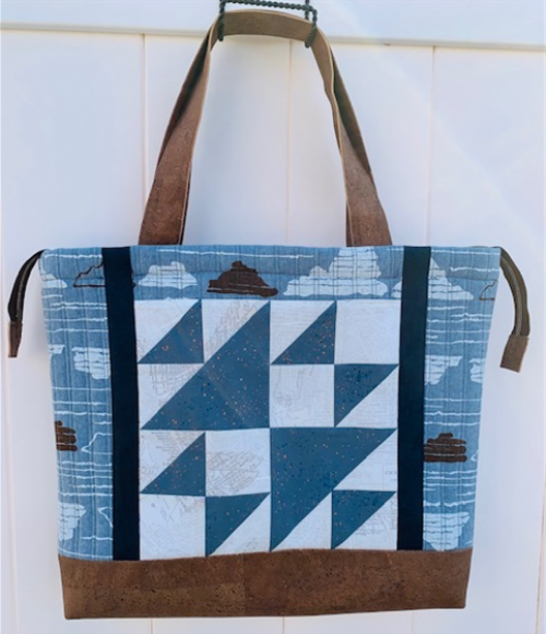 It's All About the Block Tote