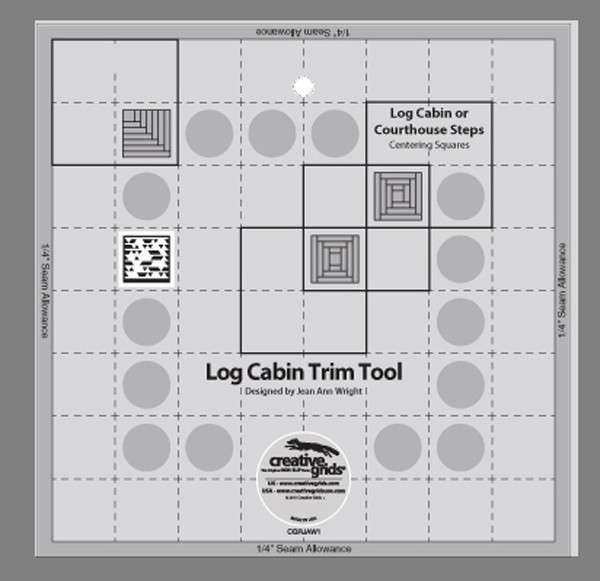 8 Log Cabin Trim Tool