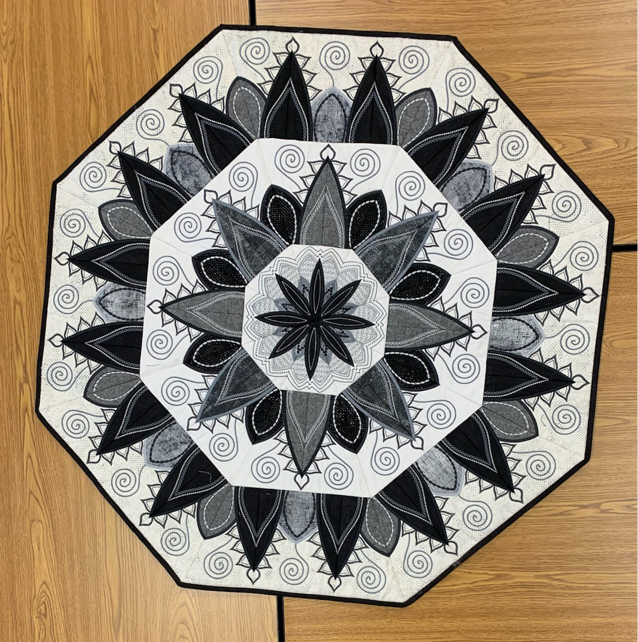 Mandala Block of the Month
