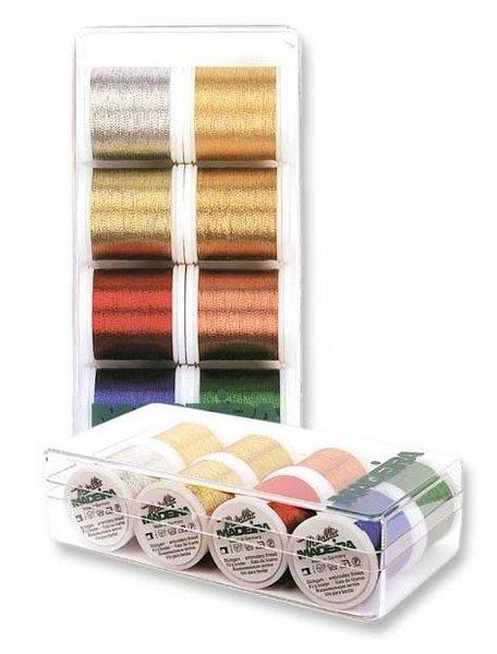 Madeira Metallic Classic Thread Pack