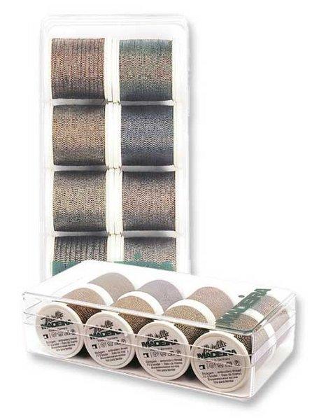 Madeira Metallic Soft Thread Pack