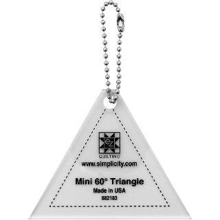 Mini 60° Triangle
