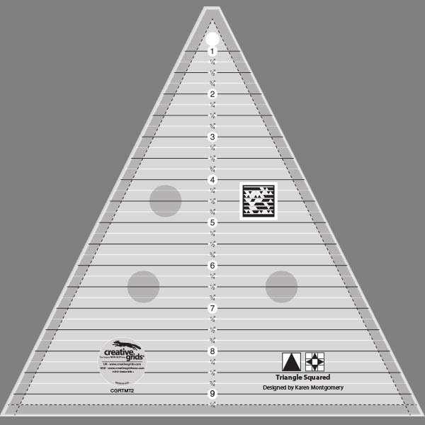 Creative Grids Triangle Squared