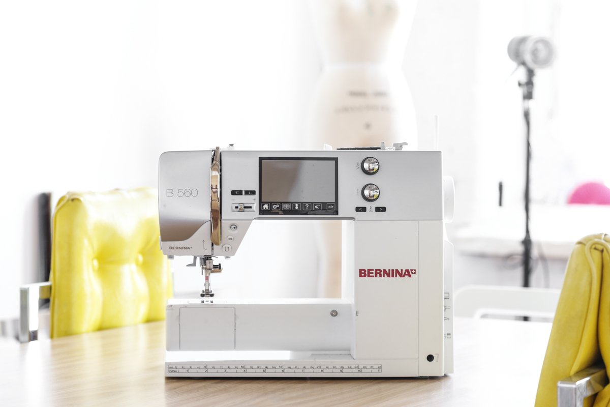 Bernina 560 Sewing Machine