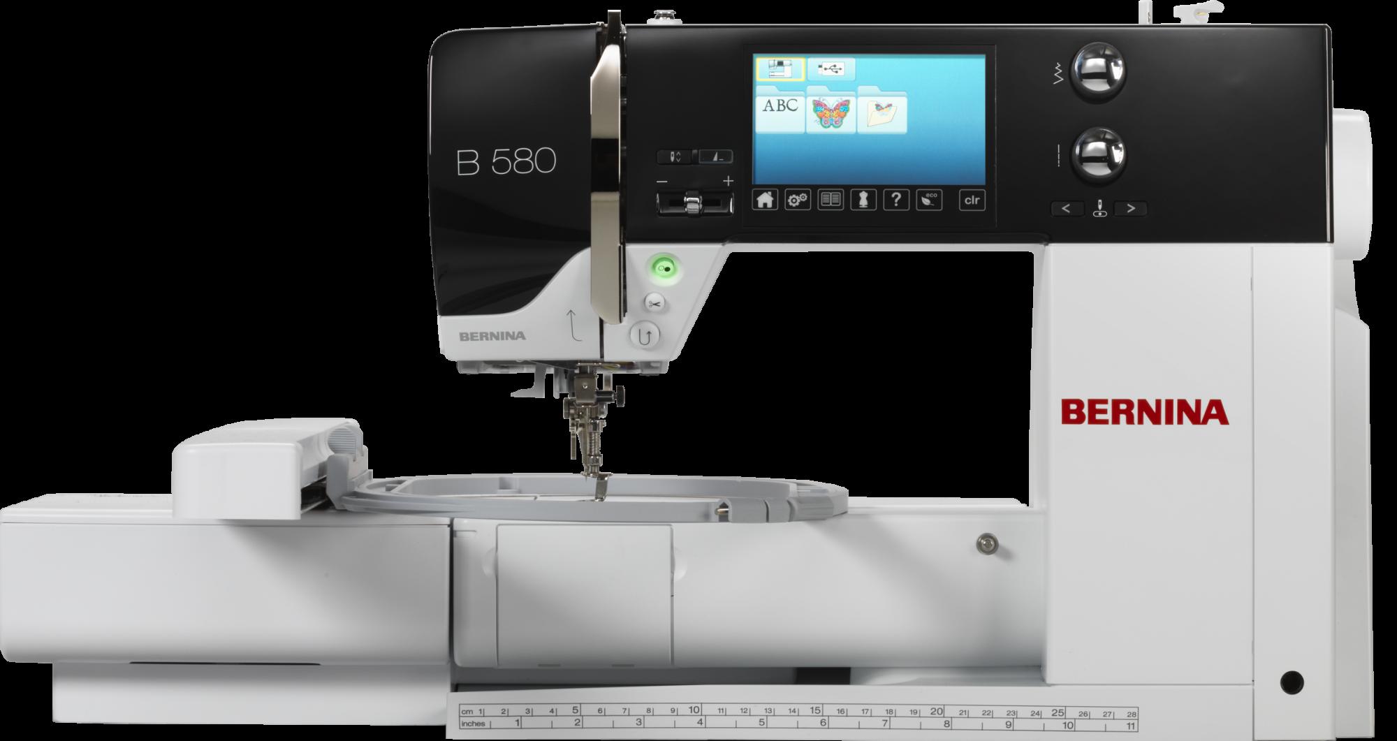 Bernina 580 Sewing Machine