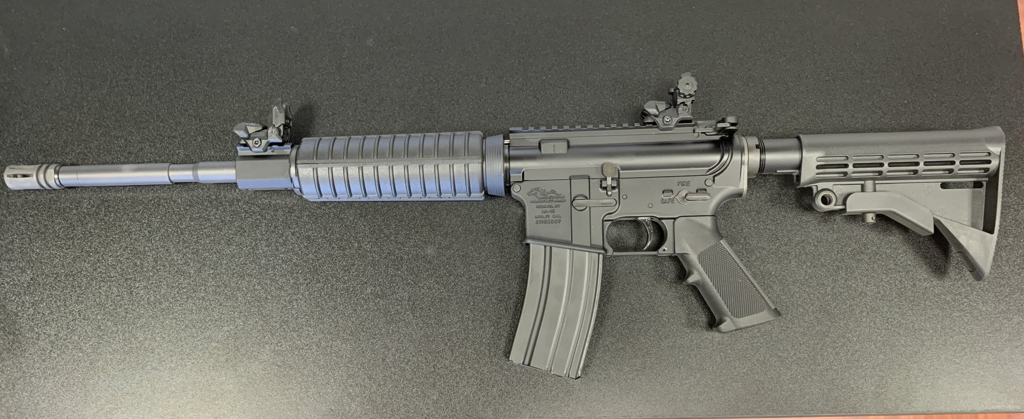 Anderson Manufacturing AM15 Rifle (AR-15) 5.56/223