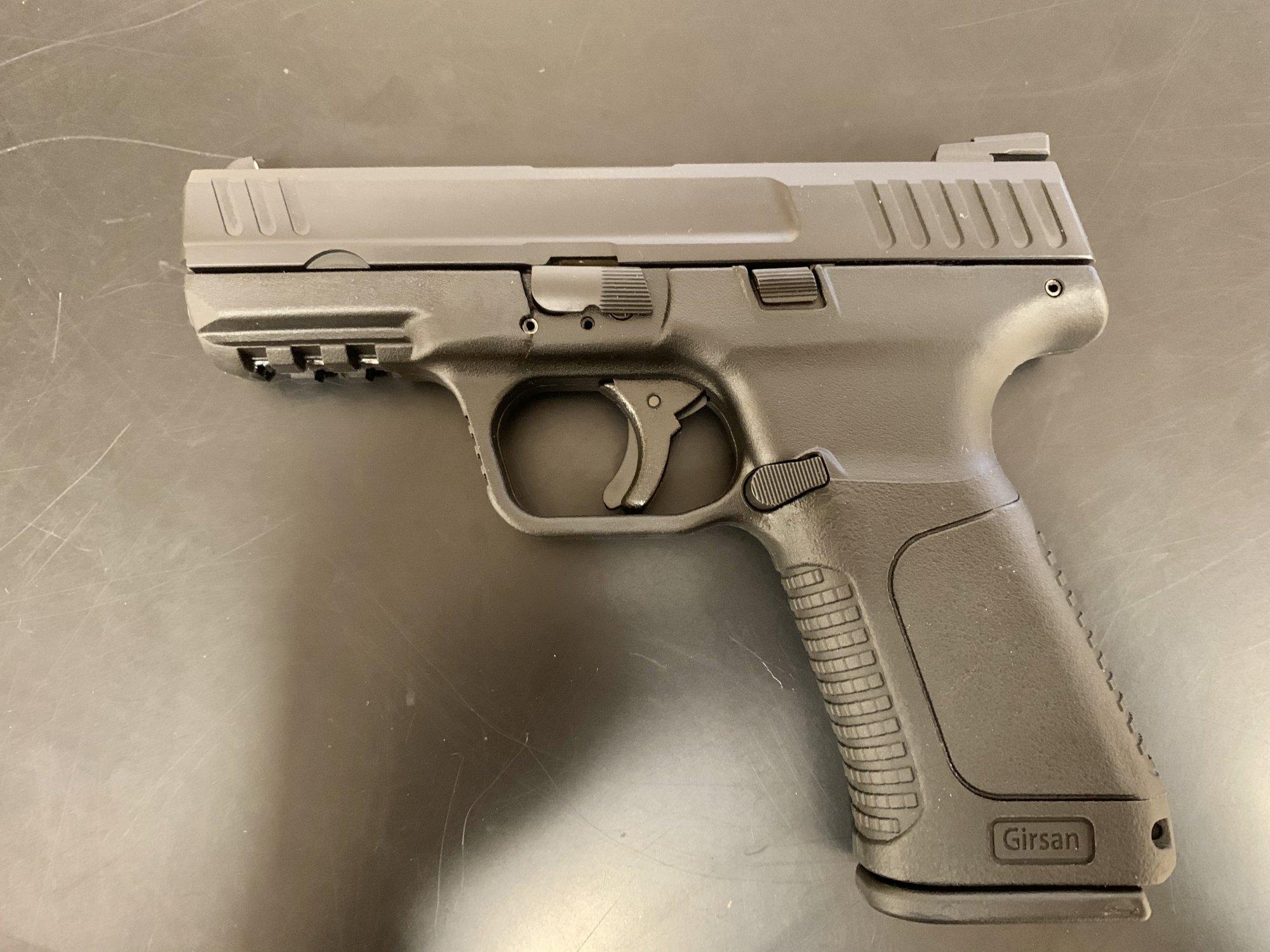 Girsan MC28 9mm Semi-Automatic Pistol