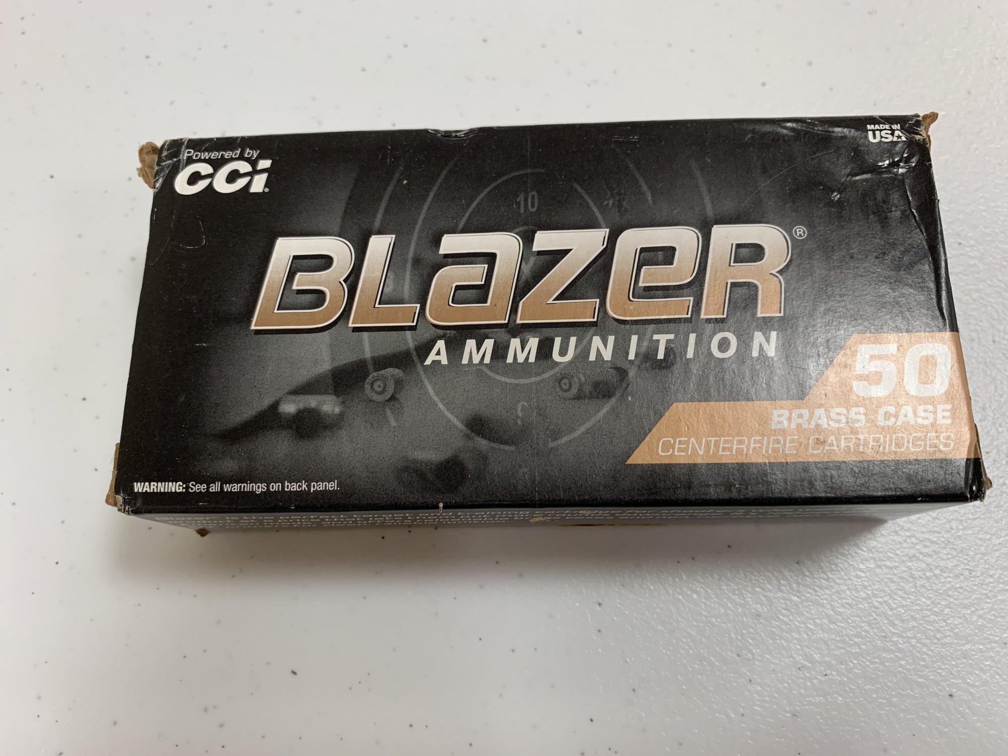 Blazer 45ACP FMJ 230gr - 50