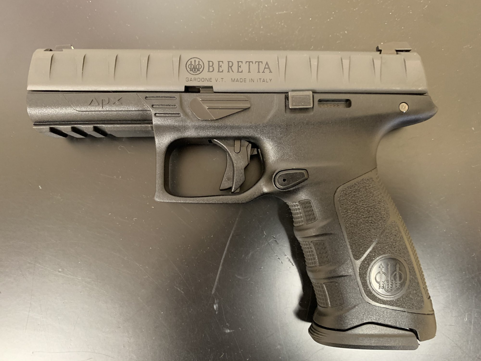 Beretta APX 9mm Semi Automatic Pistol