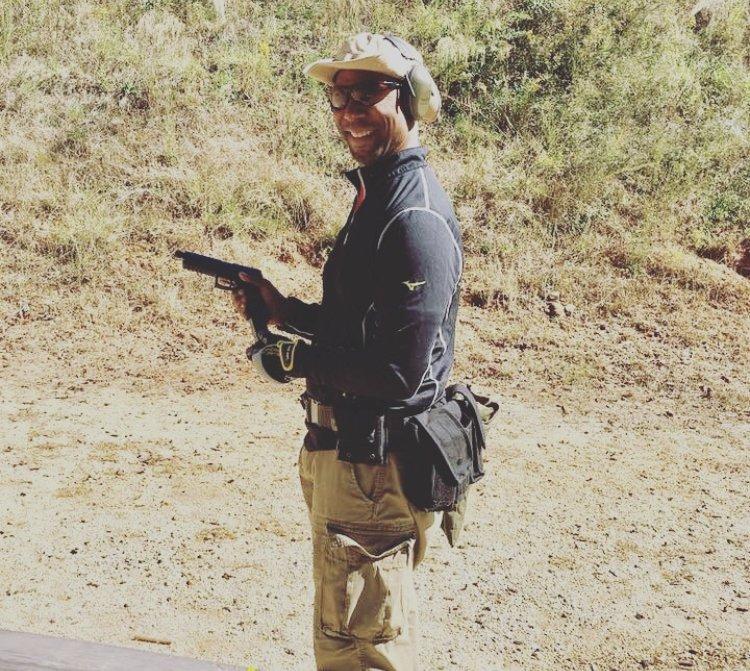 Private Gun Range Session - Experienced