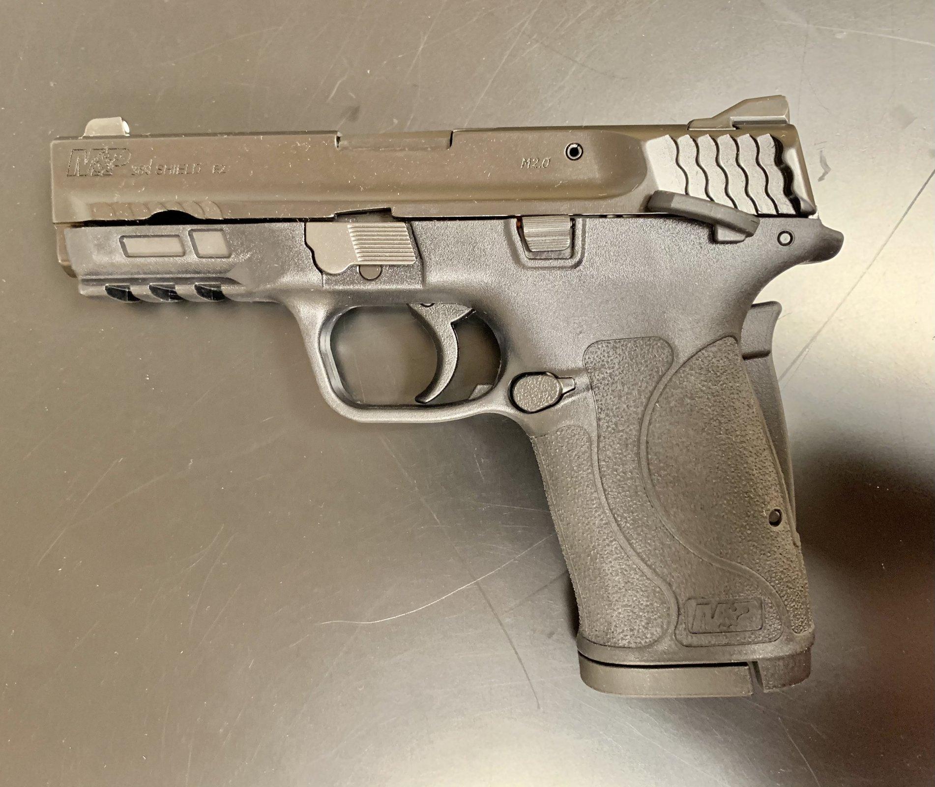 Smith & Wesson M&P Shield 380 EZ