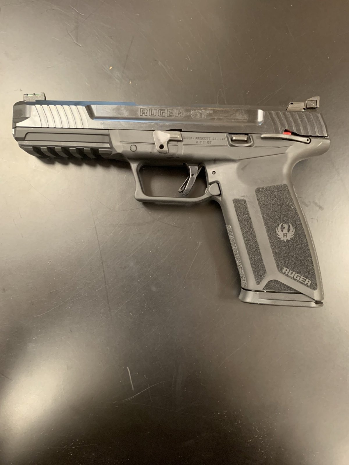 Ruger-57 Semi Automatic Pistol