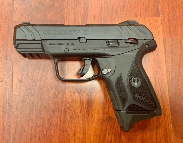 Ruger Security 9 compact - Black