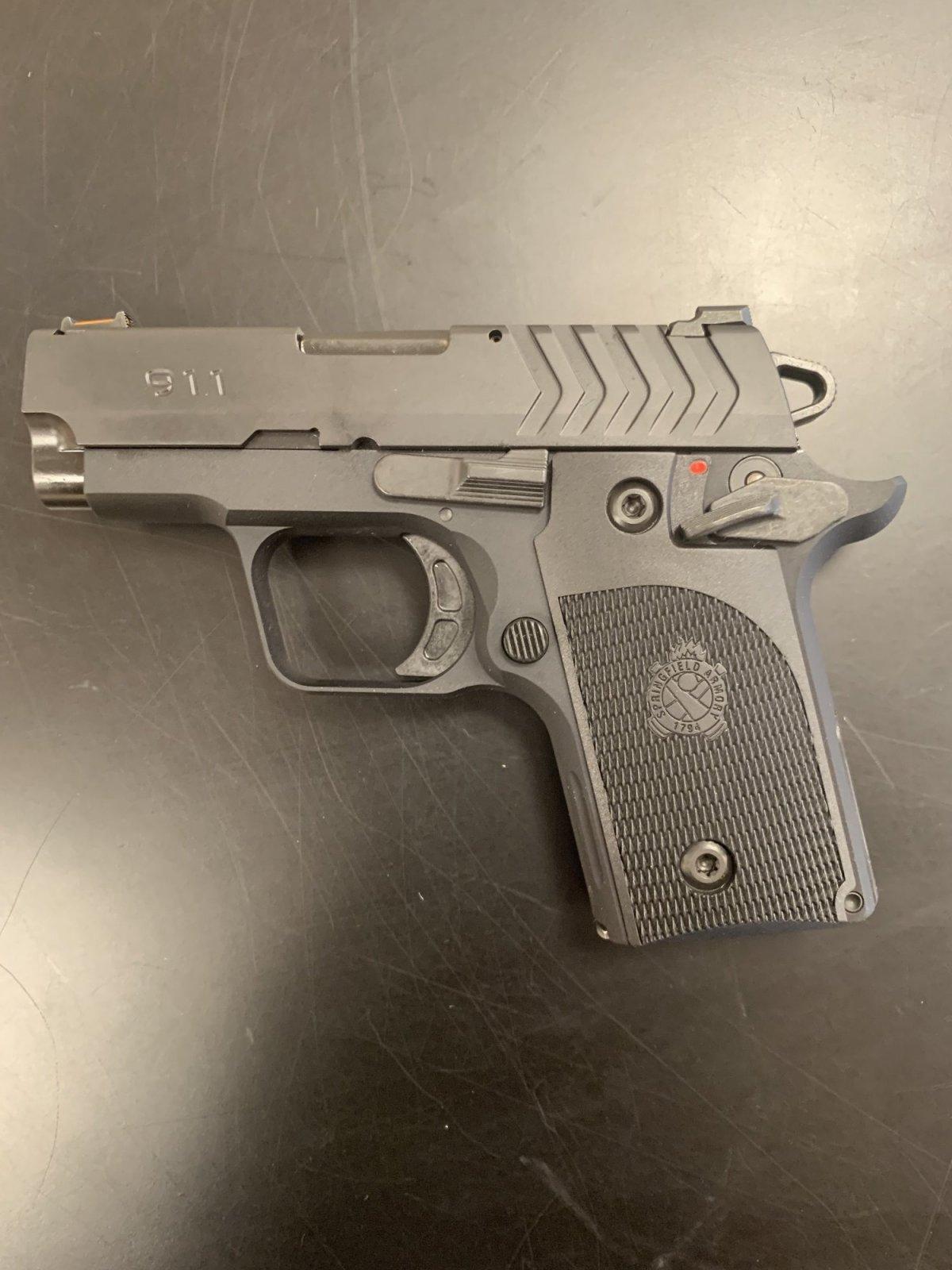 Springfield Armory 911 380Auto Micro Pistol