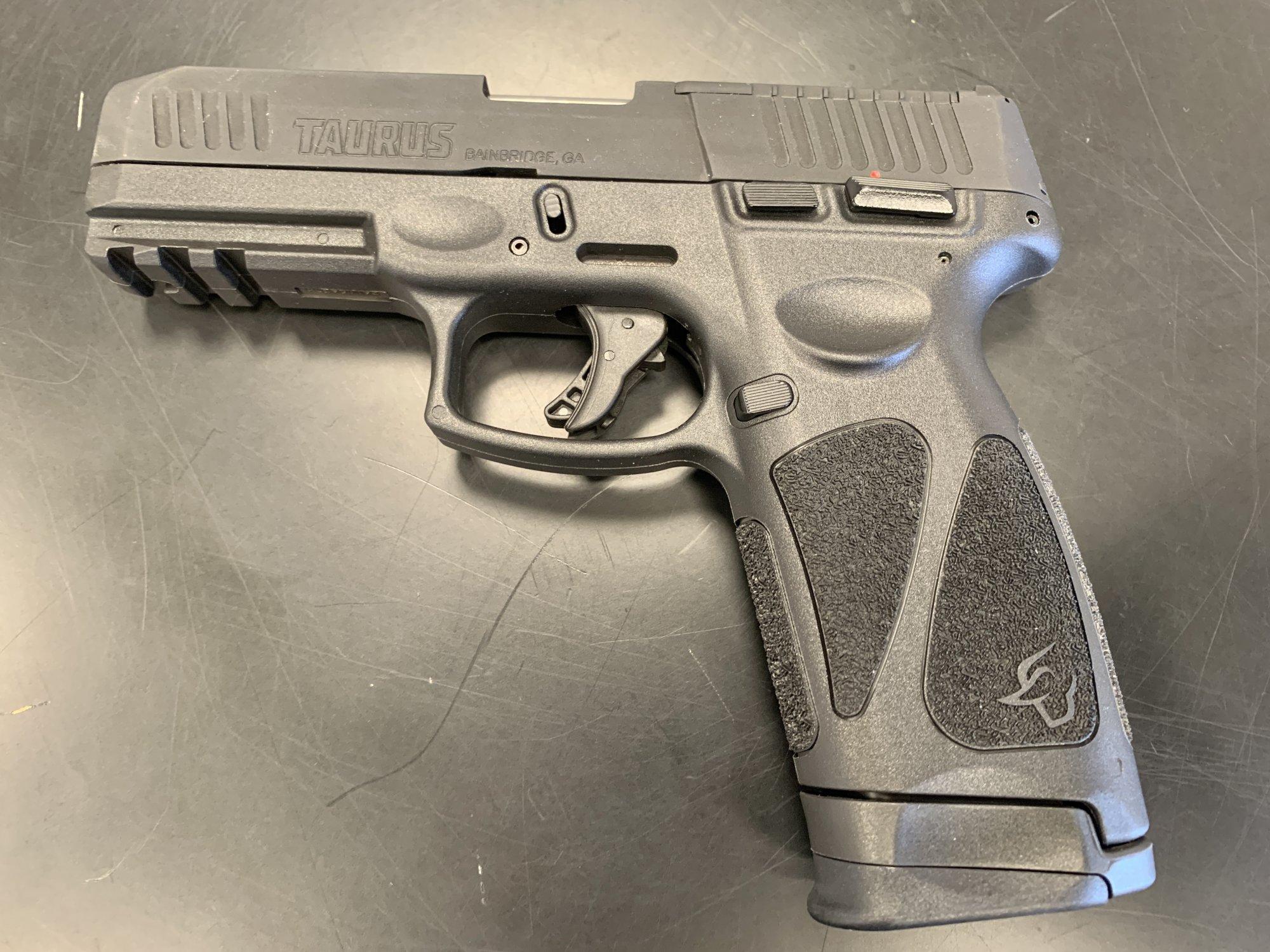Taurus G3 TORO 9mm - Black