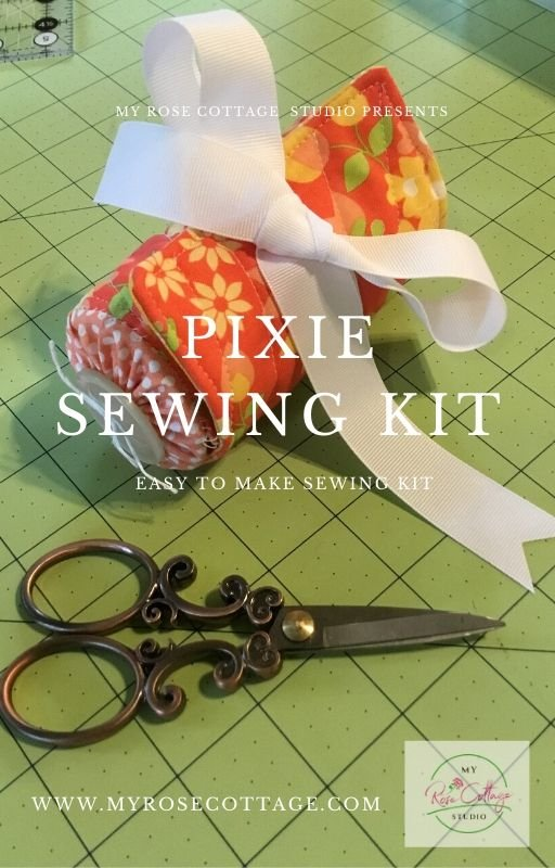 Pixie Sewing Kit