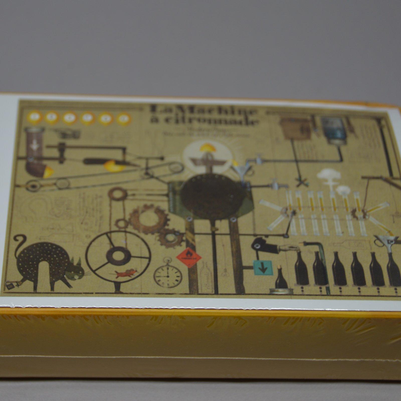 Puzzle micro Citronnade