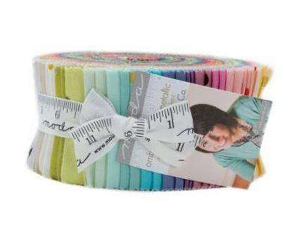 Ombre Confetti Jelly Roll by Moda (10807JRM)