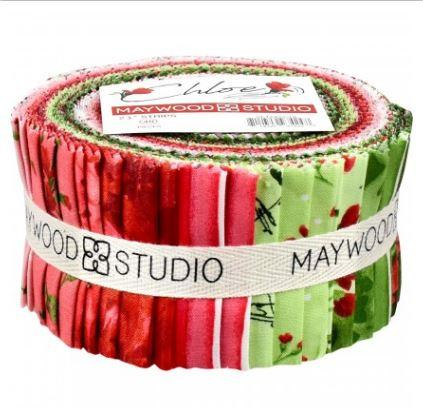 Chloe Strips Jelly Roll by Maywood Studio (St-MASCHL)