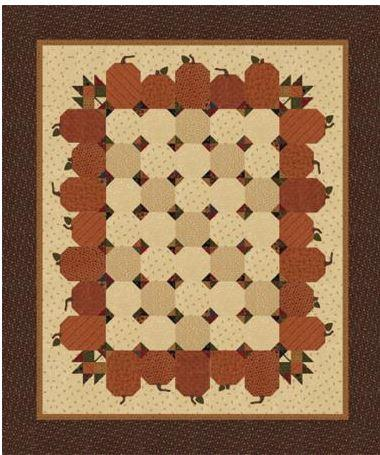Nature's Glory Quilt Kit by Moda (Kit-9580)
