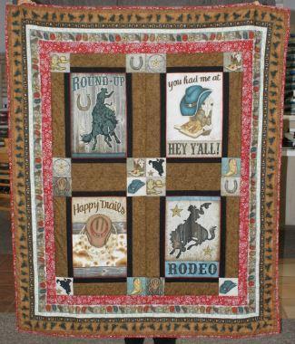 Rodeo Round-Up Quilt