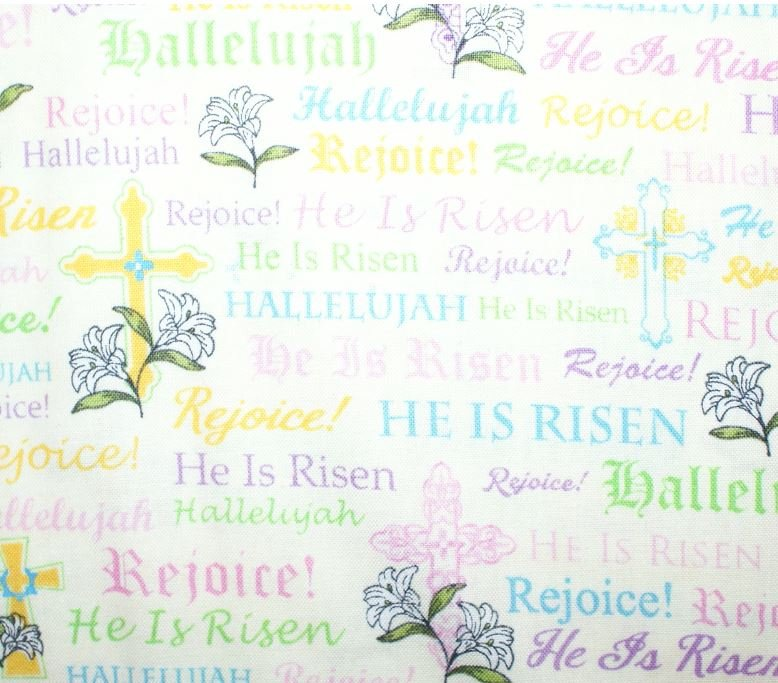 A Joyful Easter by Quilting Treasures (1649 ? 23719 ? S)