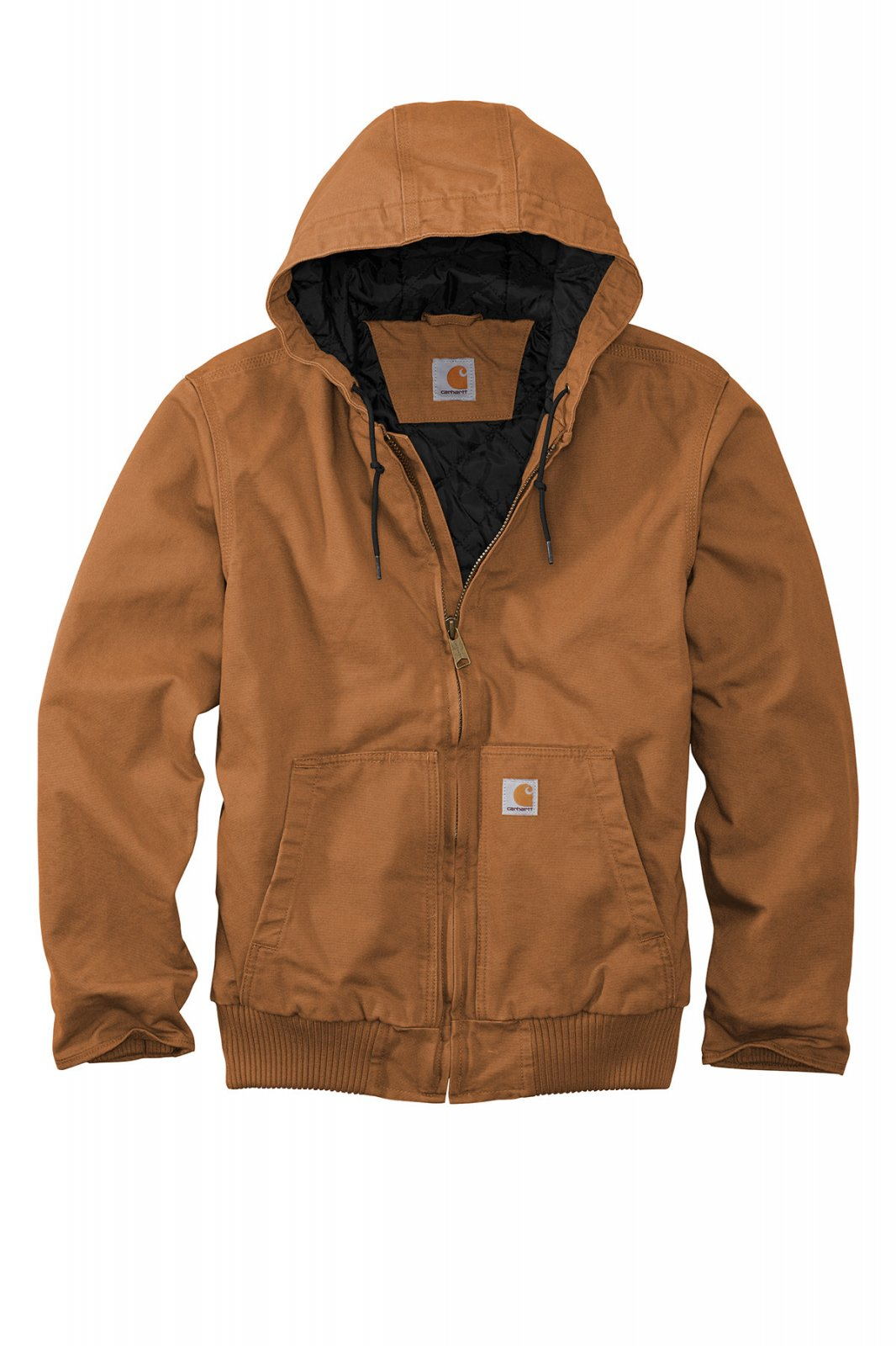 CT104050 Carhartt Washed Duck Active Jacket