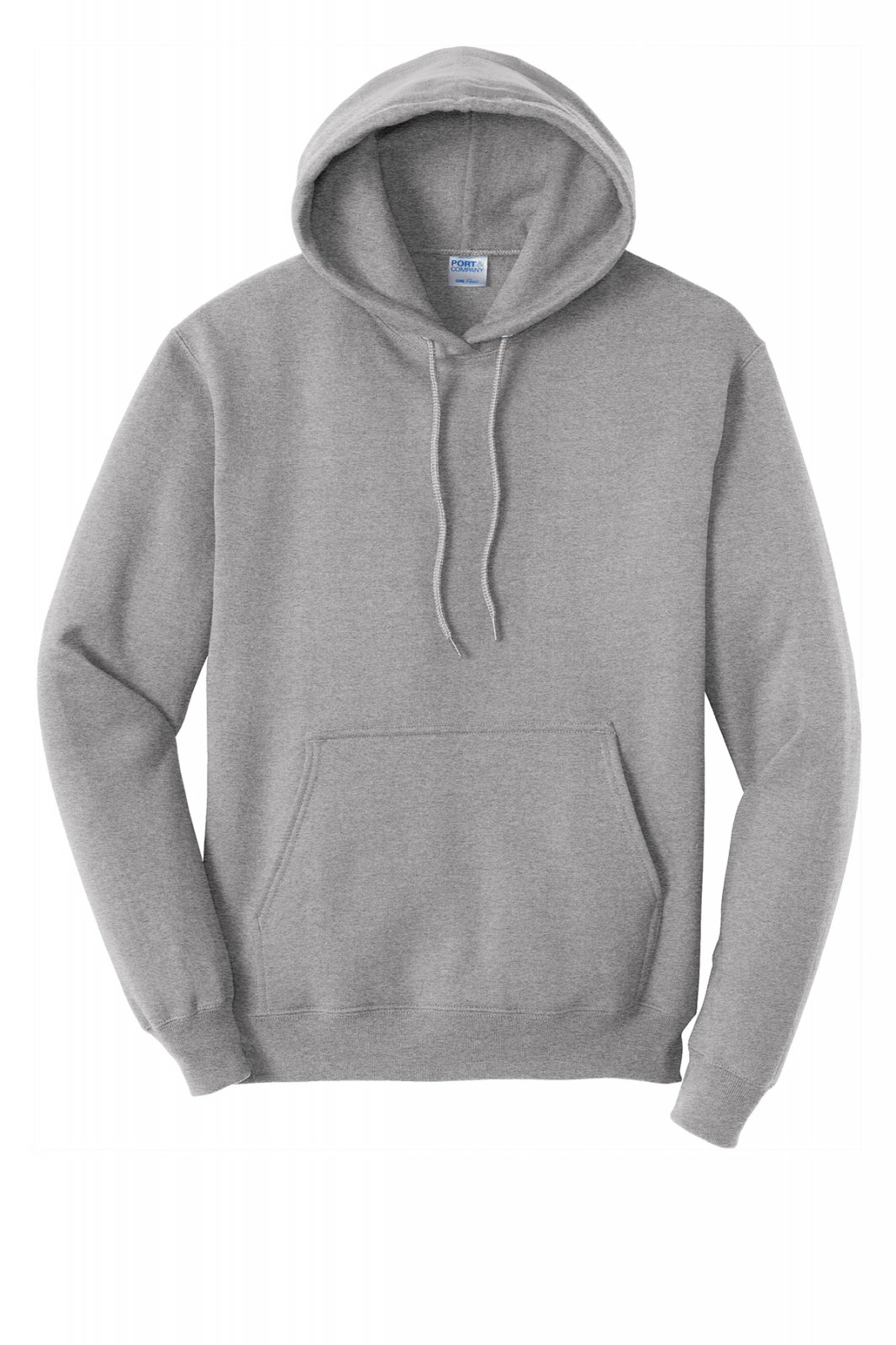 PC78H Port & Company Core Fleece Pullover Hooded Sweatshirt