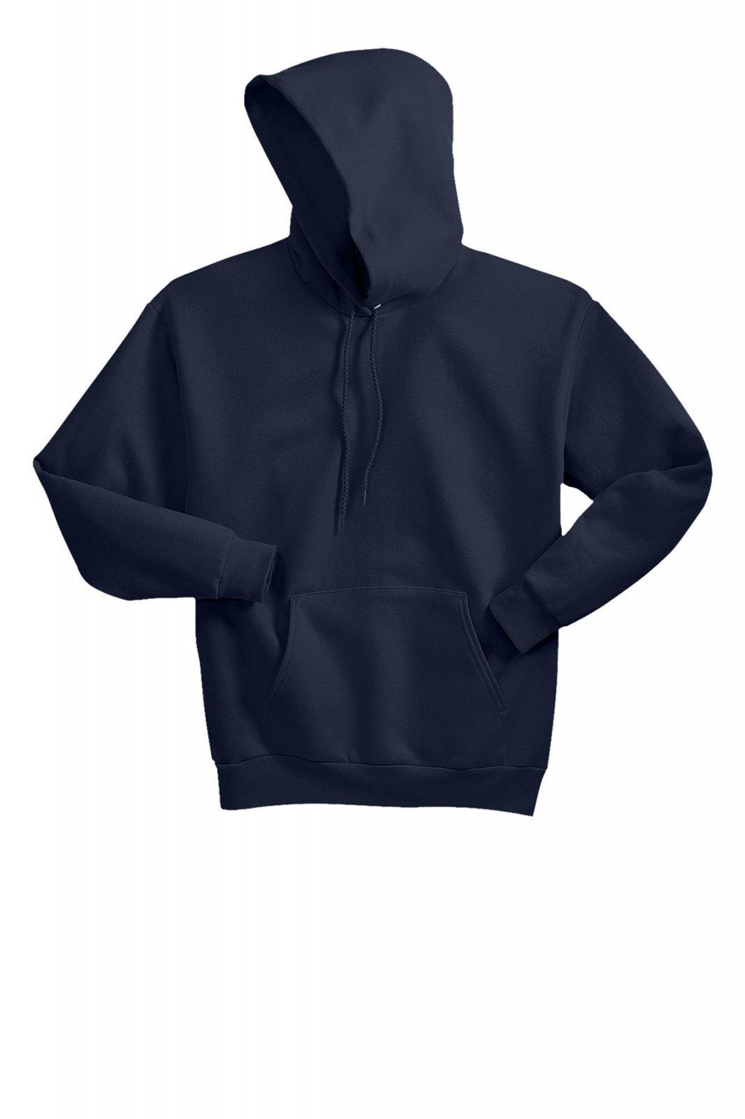 P170 Hanes EcoSmart Pullover Hooded Sweatshirt