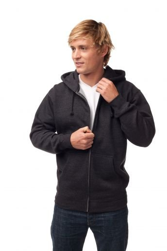 IND4000Z Independent Trading Co. Full Zip Hooded Sweatshirt