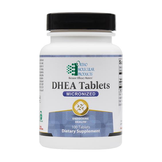 DHEA 5mg Tablets (micronized)