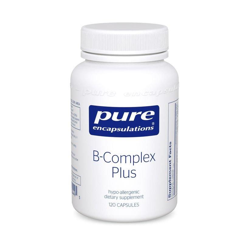 B Complex Plus 120 Capsules