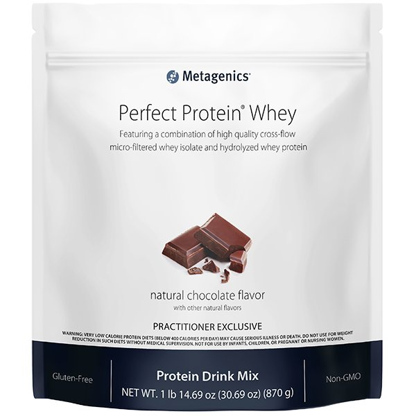 Perfect Protein Whey natural chocolate flavor