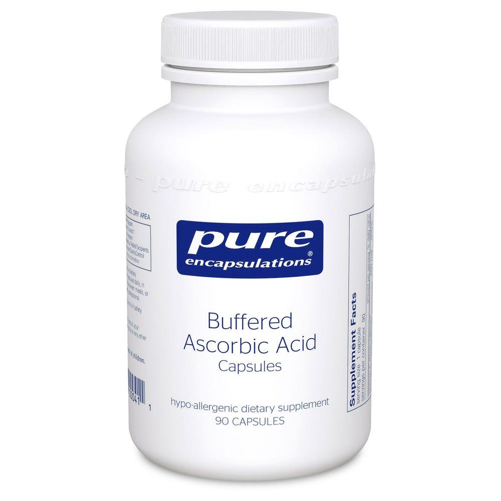 Buffered Ascorbic Acid Capsules 670mg