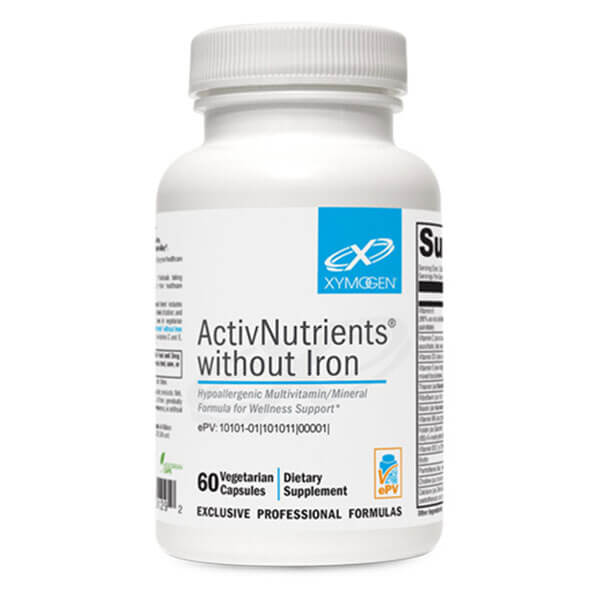 ActivNutrients without Iron