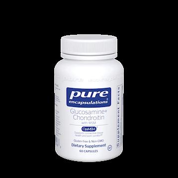 Glucosamine Chondrotin MSM 60 caps