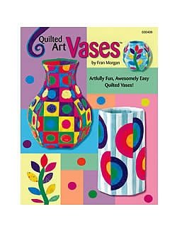 Art Vases - Fabric Cafe - 030406
