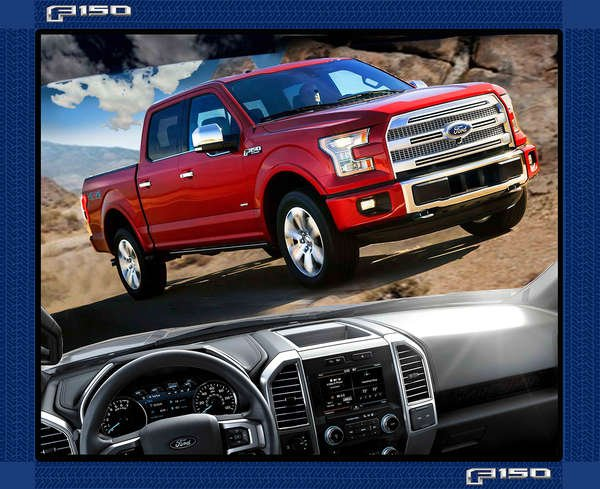 Print Concepts - Ford F-150 2015/Panel - 10038 - N-14