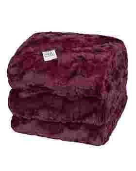 Cuddle Blanket - Finished 50 x 60 - Shannon - LCPLUMW