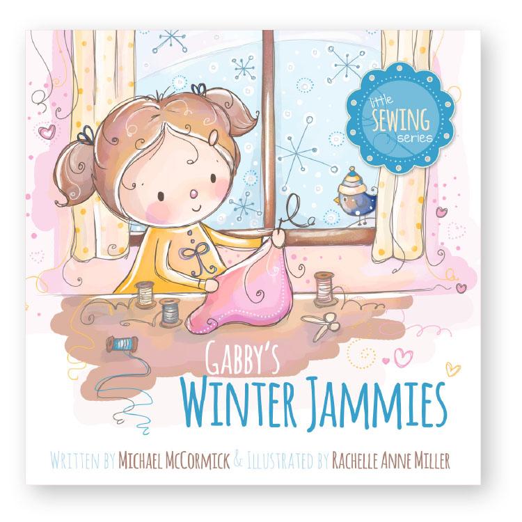 Gabby Winter Jammies - BBC-LSS-002-A