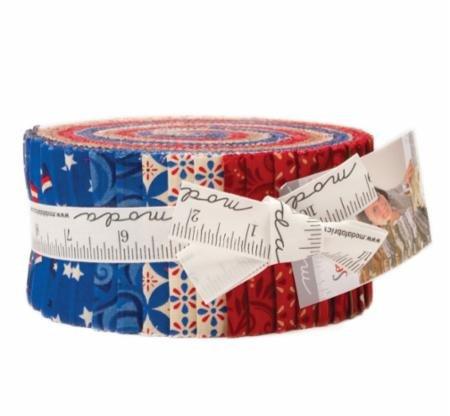 Moda - Sew American-Jelly Roll - 19780JR