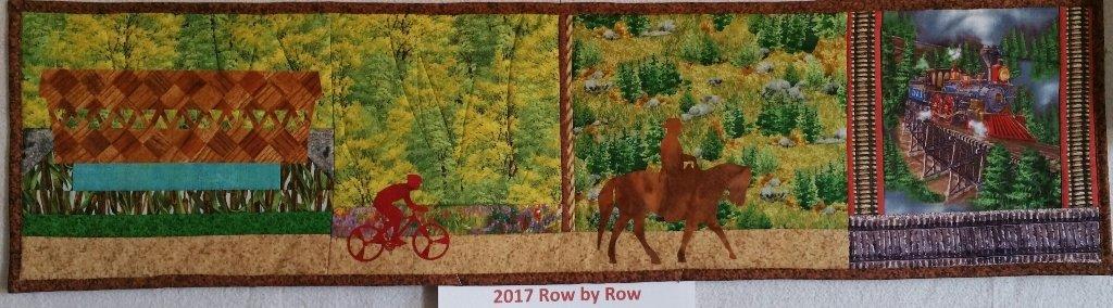 2017 Row x Row Pattern
