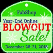 Dec 2018 Blow Out