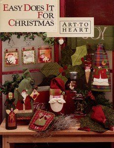 Easy Does It for Christmas - Art to Heart - 519B